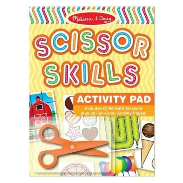 Scissor skills from melissa and doug