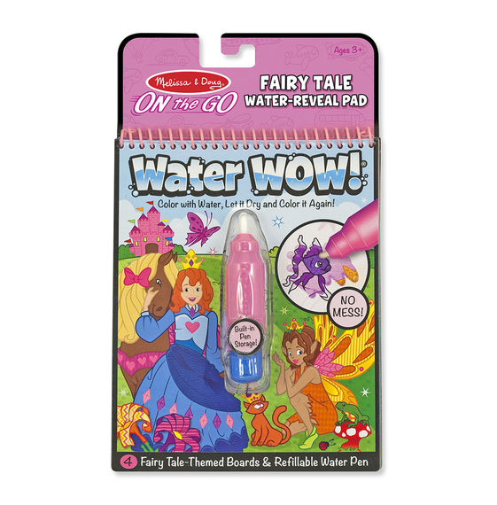 Melissa and Doug Water Wow Fairy Tales
